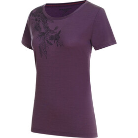Mammut Alnasca T-Shirt Donna, galaxy